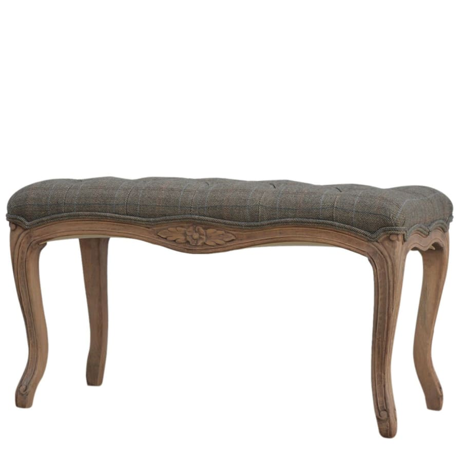 IN081 Benches Beautiful Boutique Artisan Furniture French
