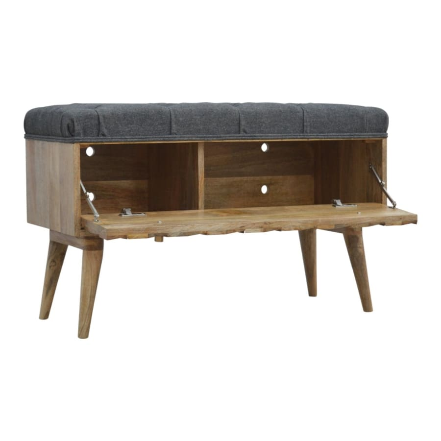 IN735 Benches Stunning Boutique Artisan Furniture 100% Solid