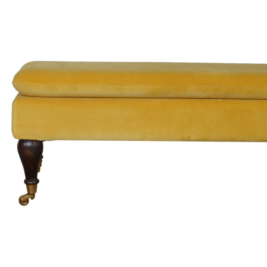 IN883 Benches Boutique Artisan Furniture Luxurious Storage