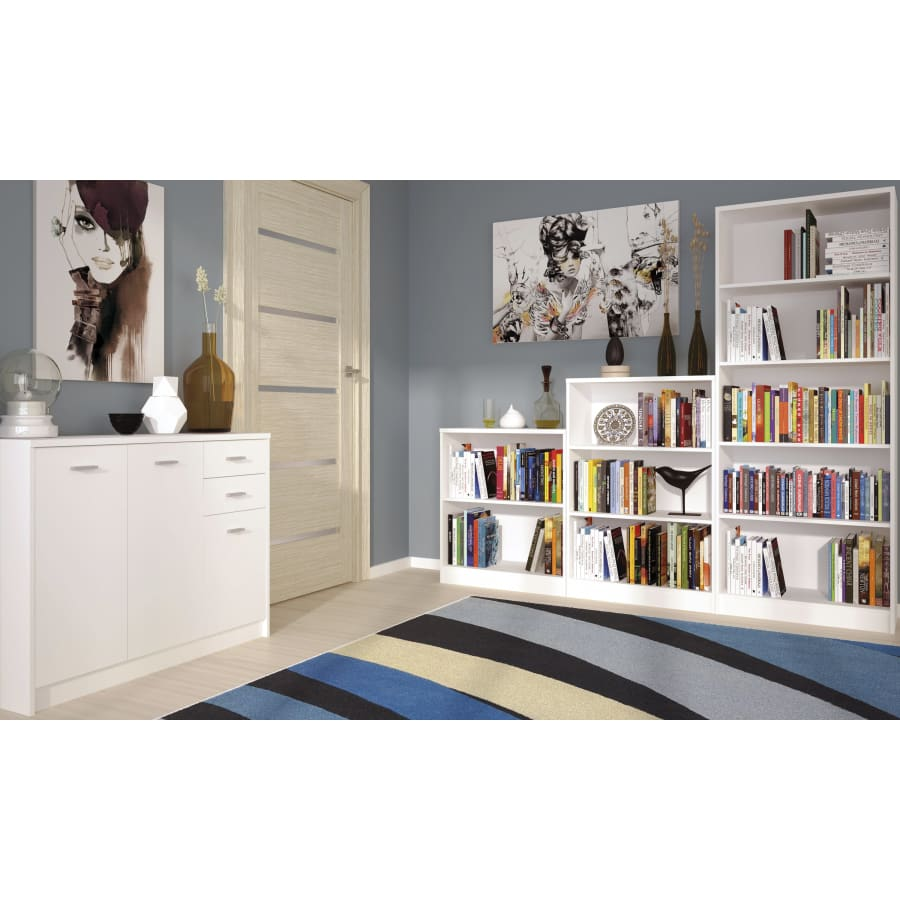 4050221 Bookcases Furniture To Go - 4YOU - Medium Wide