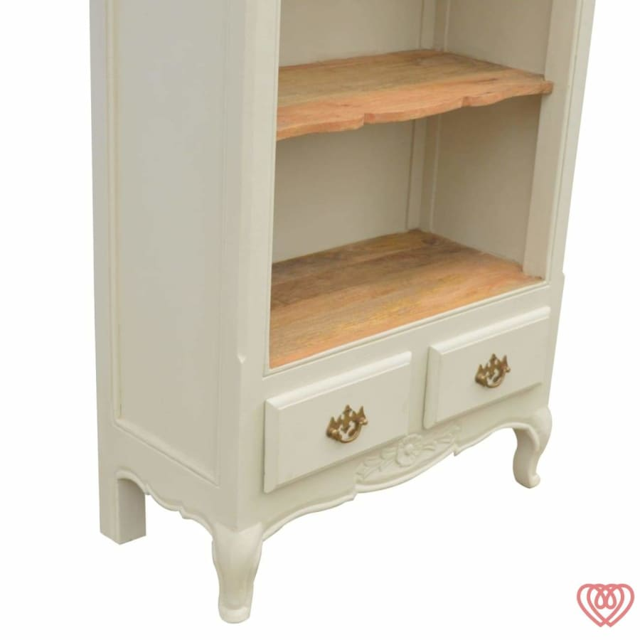 IN569 Bookcases Boutique Artisan Furniture Royal French Hand