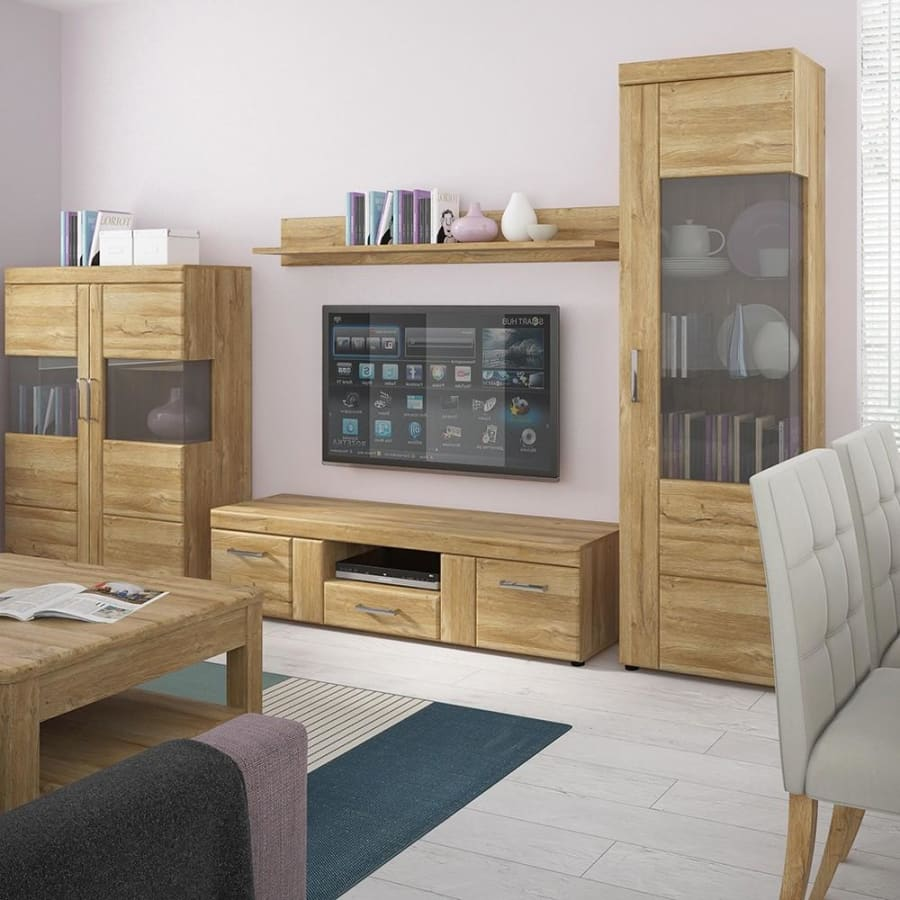 4321256 Cabinets Furniture To Go - Cortina - Tall Glazed