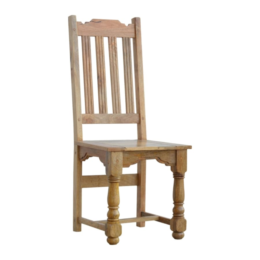 ASB303 Chairs Boutique Artisan Furniture 100% Solid Wood