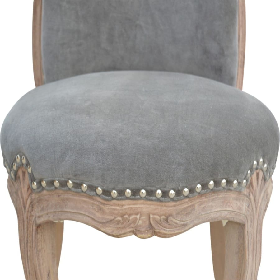 IN763 Chairs Boutique Artisan Furniture Luxurious Hand