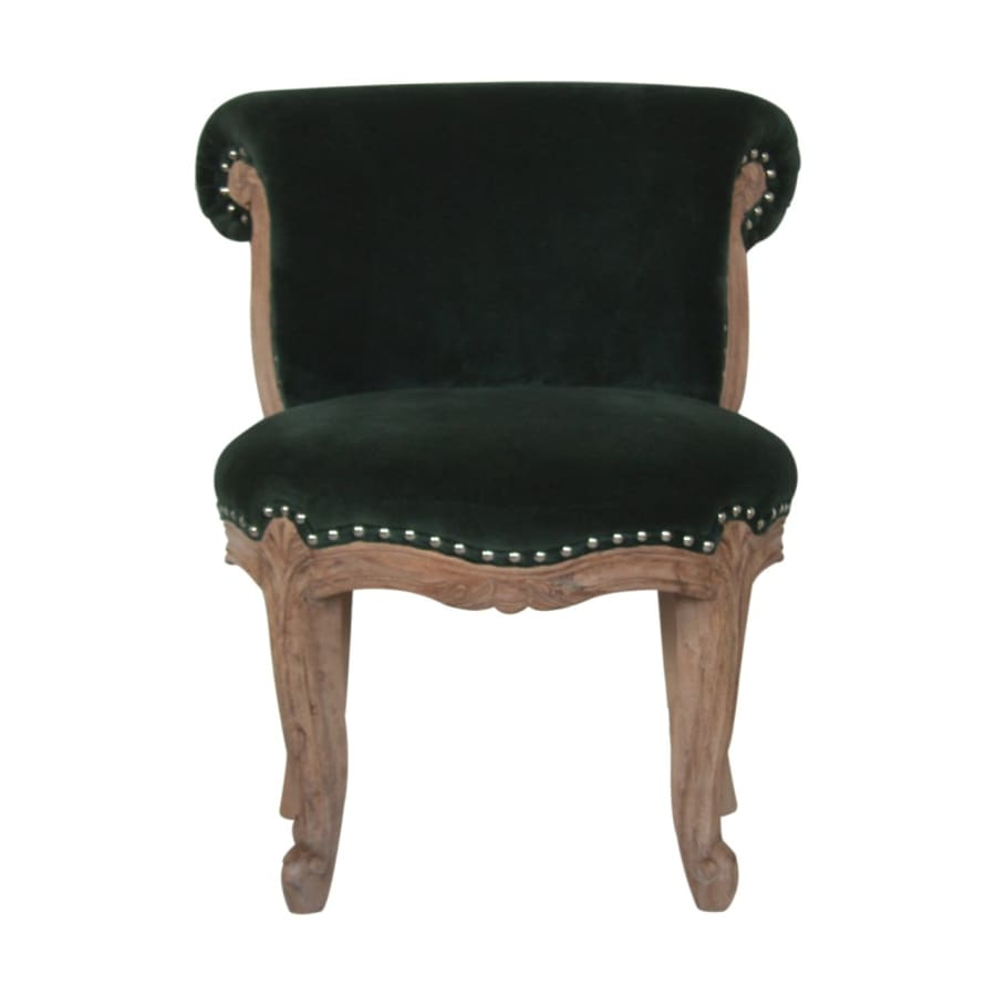 IN825 Chairs Beautiful Boutique Artisan Furniture 100% Solid