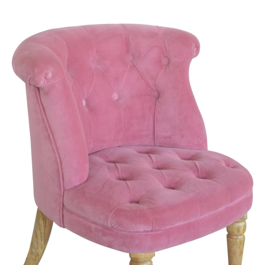 IN896 Chairs Boutique Artisan Furniture Luxurious In Soft