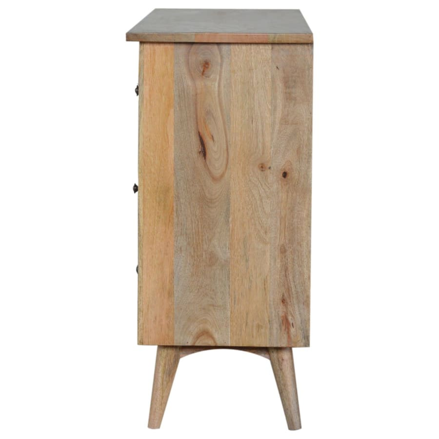 IN050 Chest Of Drawers Boutique Artisan Furniture 100% Solid