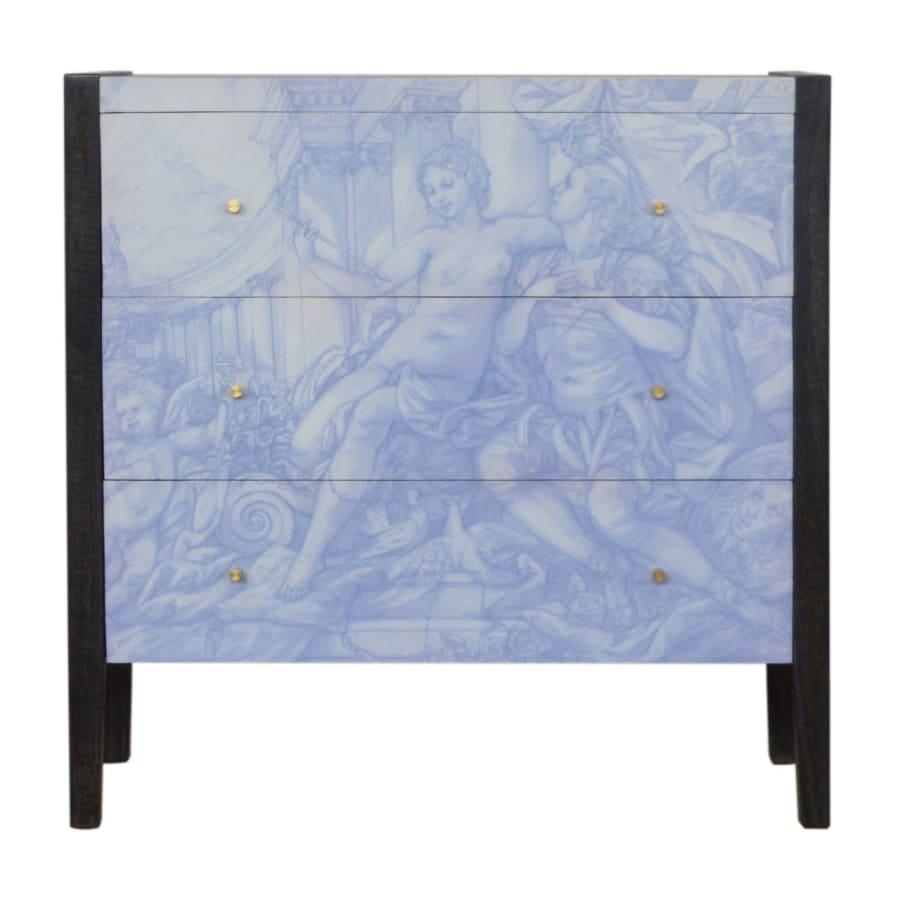 IN1170 Chest Of Drawers Stunning Boutique Artisan Furniture