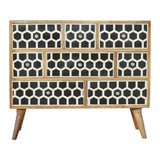 IN321 Chest Of Drawers Stunning Boutique Artisan Furniture