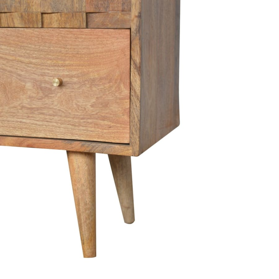 IN743 Chest Of Drawers Boutique Artisan Furniture 100% Solid