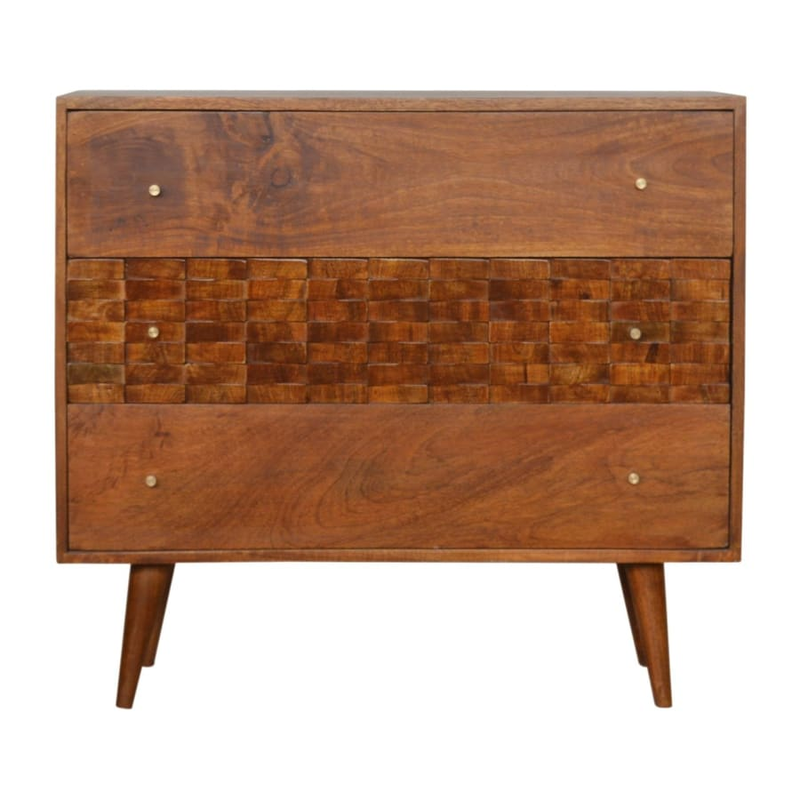 IN994 Chest Of Drawers Boutique Artisan Furniture 100% Solid