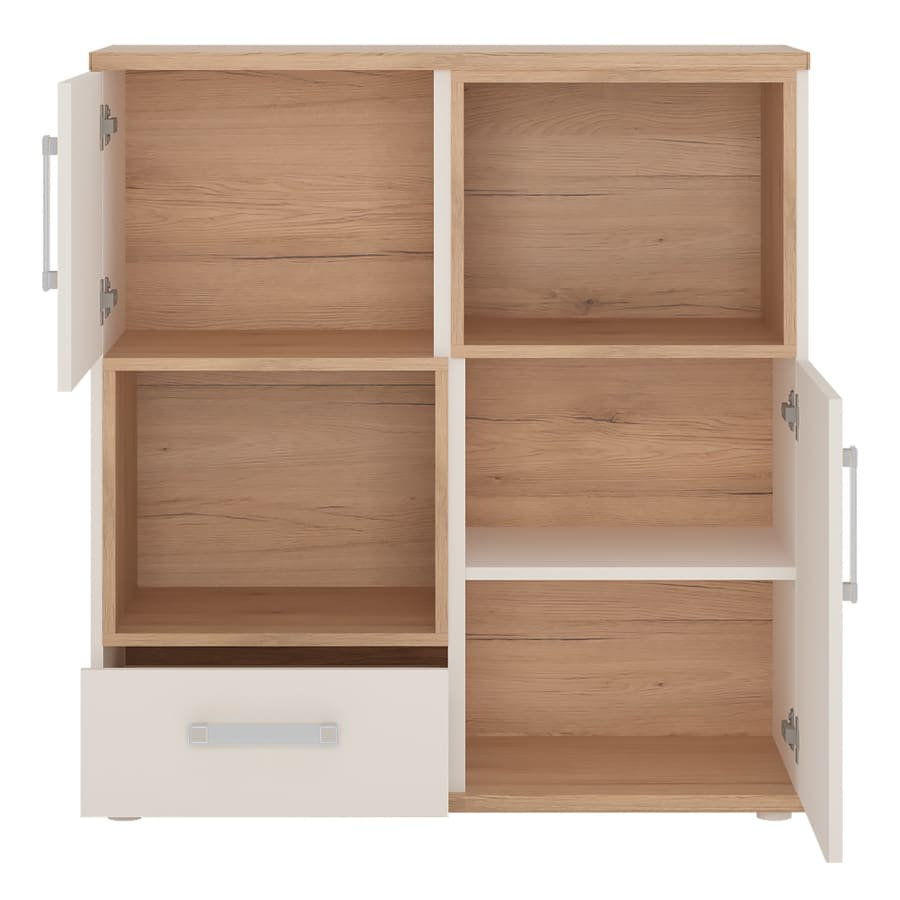 4053639 Cupboards Furniture To Go - 4Kids - 2 Door 1 Drawer