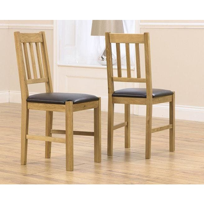 PT29897 Dining Chairs Mark Harris Furniture - Promo Solid