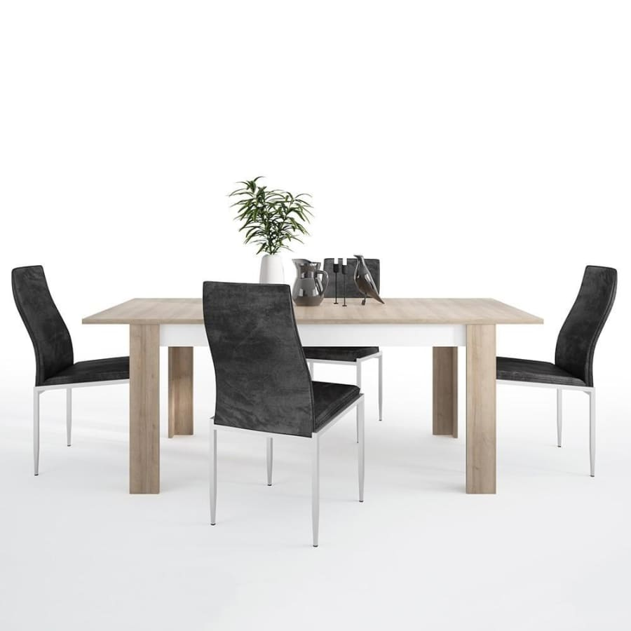 4267765620 Dining Sets Furniture To Go - Lyon - Dining Set