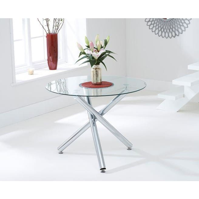 PT32850 Dining Tables Mark Harris Furniture - Odessa 100cm