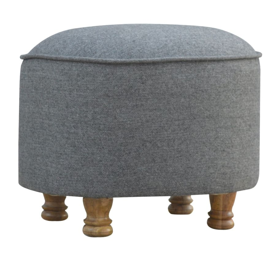 IN288 Footstools Boutique Artisan Furniture 100% Solid Wood