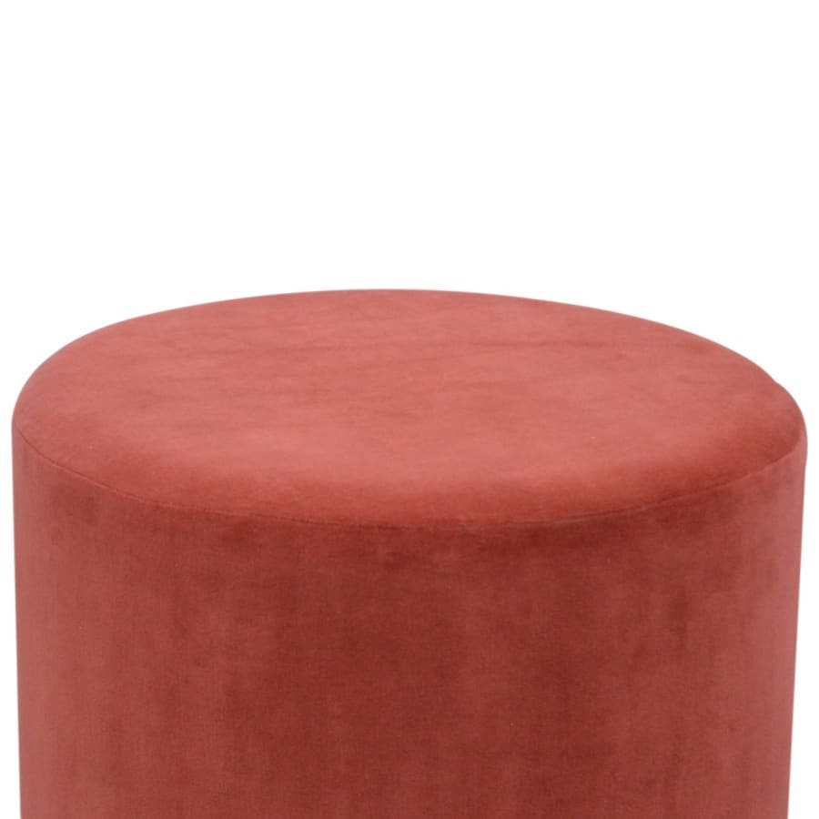 IN836 Footstools Boutique Artisan Furniture Luxurious