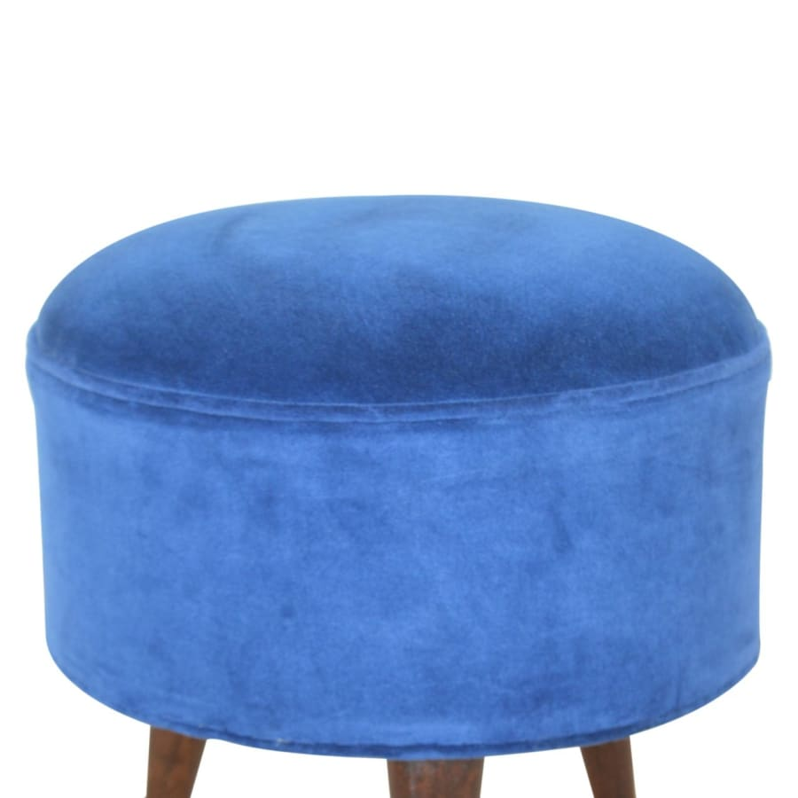IN880 Footstools Boutique Artisan Furniture Luxurious
