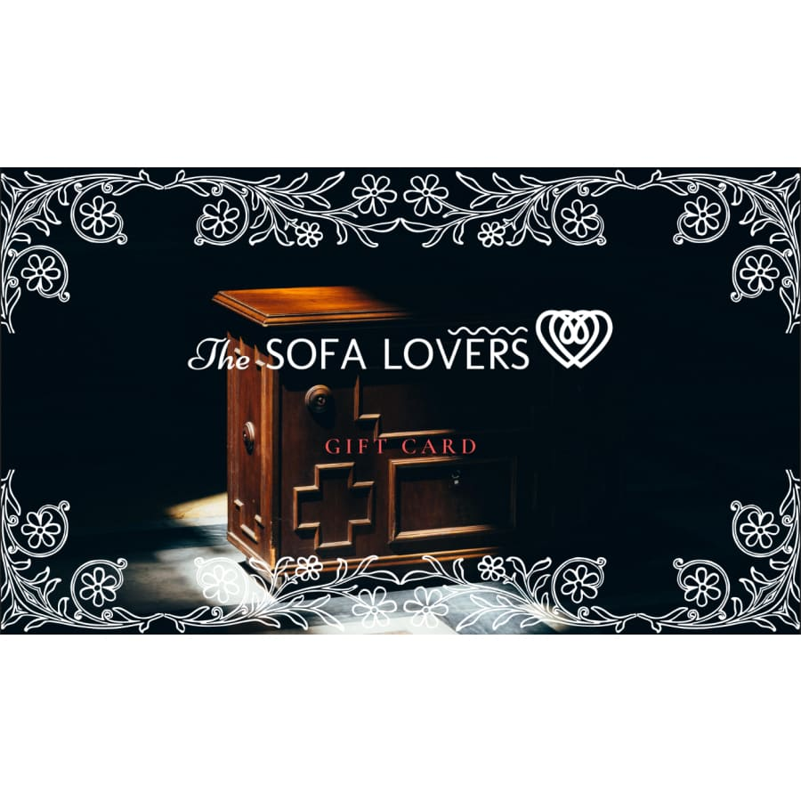 Gift Card The Sofa Lovers Gift Card
