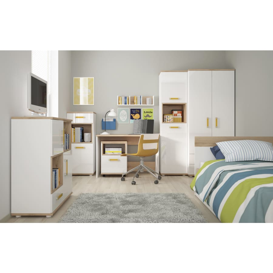 4056244P Shelves Furniture To Go - 4Kids - 70cm Sectioned