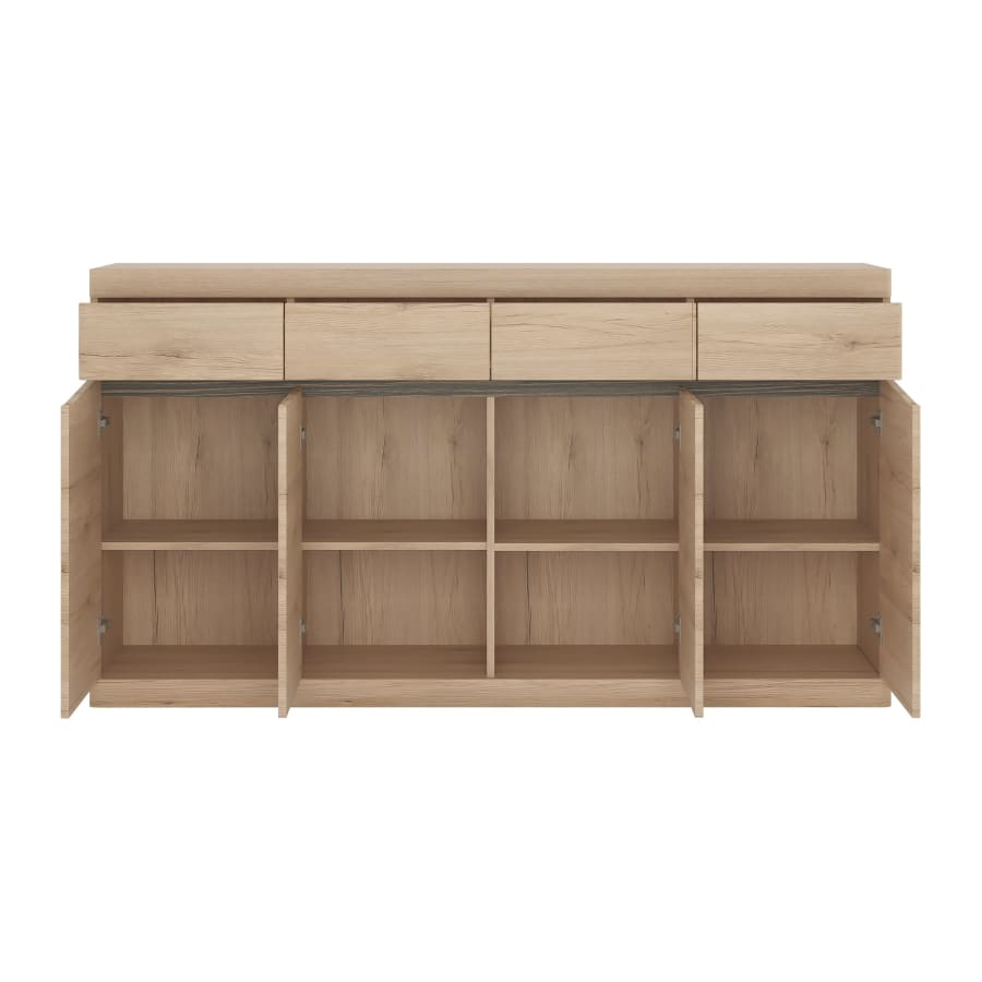 4034045P Sideboards Furniture To Go - Kensington - Wide 4