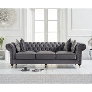 PT32309 Sofas Mark Harris Furniture - Camara Chesterfield