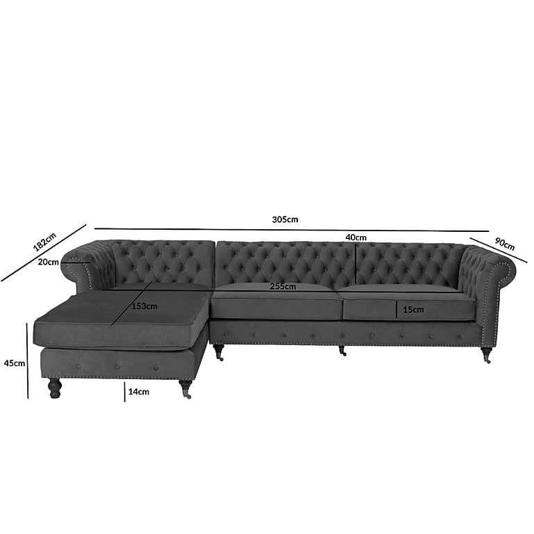PT32326 Sofas Mark Harris Furniture - Fiona Blue Velvet