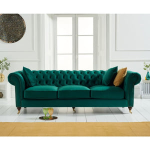 PT32363 Sofas Mark Harris Furniture - Camara Chesterfield