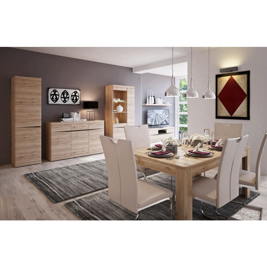 4037545 Tables Furniture To Go - Kensington - Extending