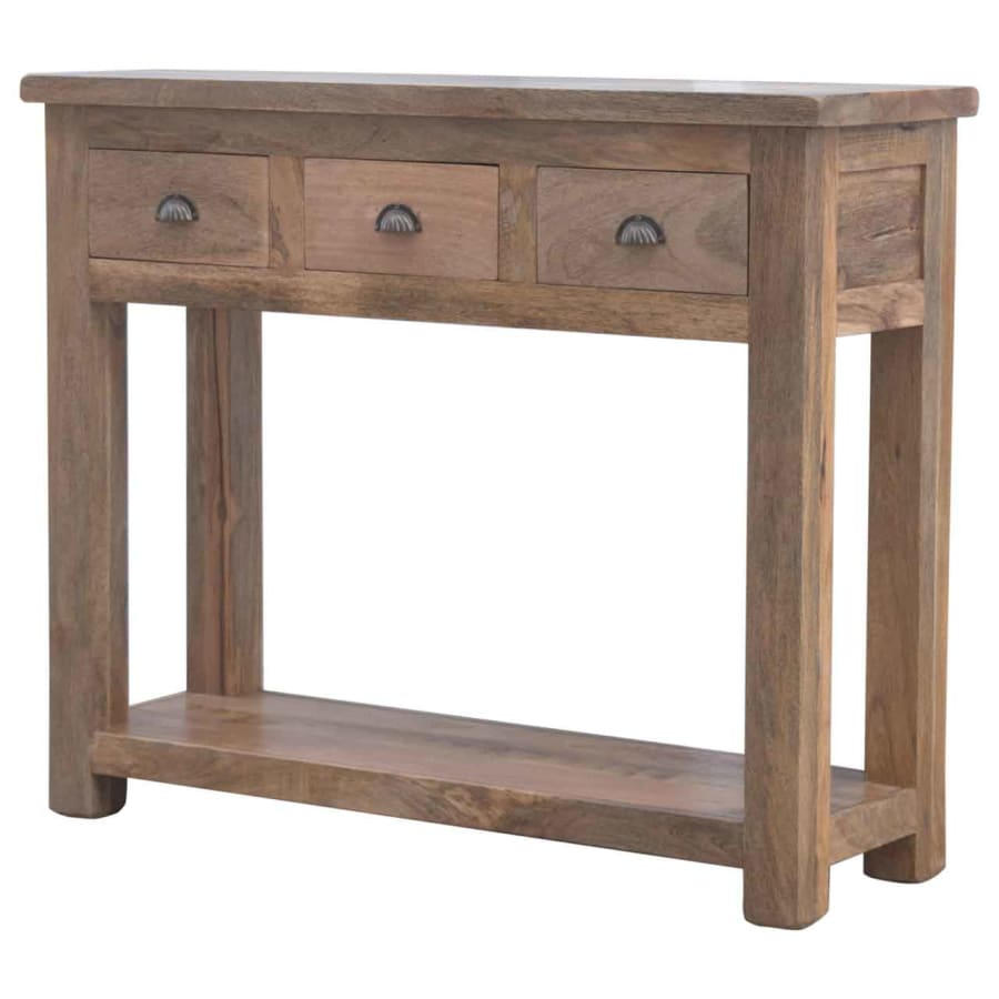 IN098 Tables Beautiful Boutique Artisan Furniture 100% Solid