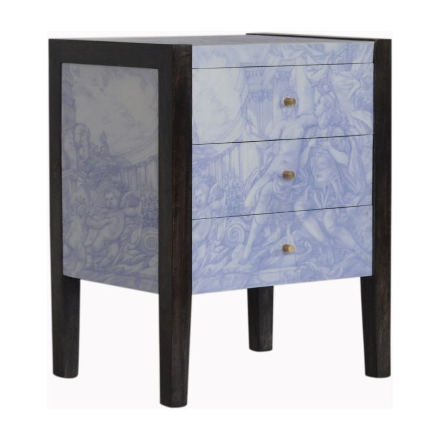 IN1166 Tables Stunning Boutique Artisan Furniture LUX Range