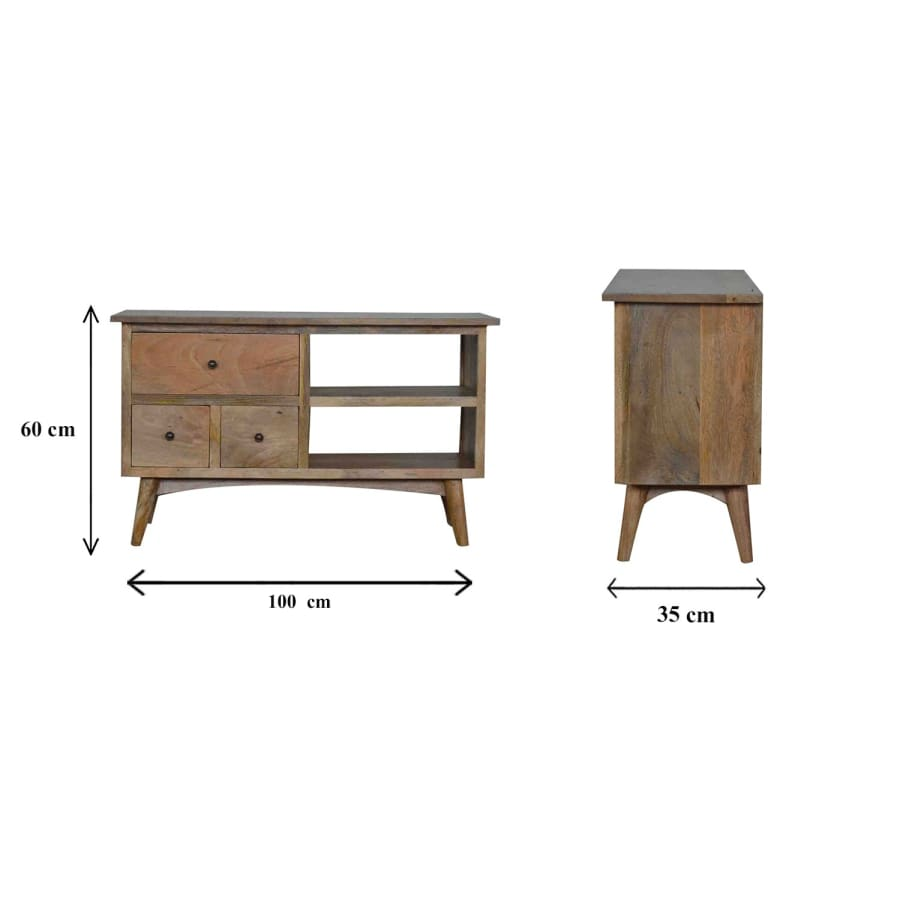 IN052 TV Stands/Units Beautiful Boutique Artisan Furniture