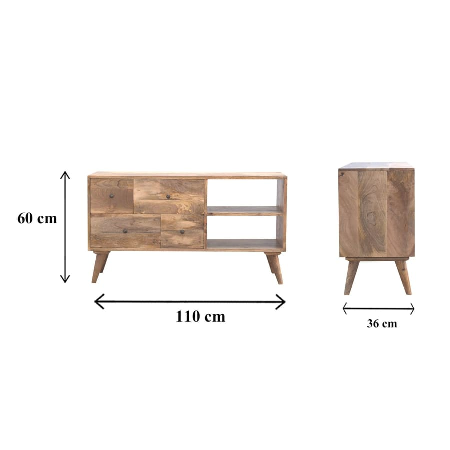 IN135 TV Stands/Units Beautiful Boutique Artisan Furniture