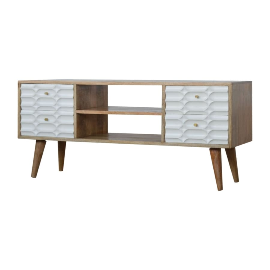IN914 TV Stands/Units Boutique Artisan Furniture 100% Solid