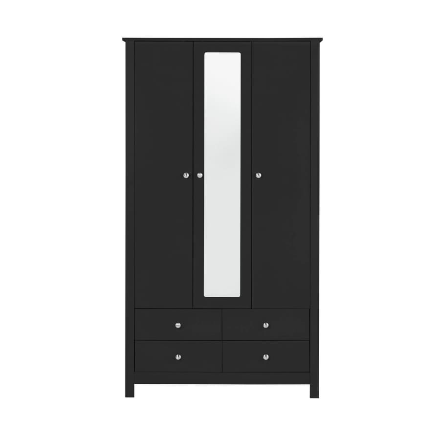 1042420 Wardrobes Furniture To Go - Florence - 3 Door 4