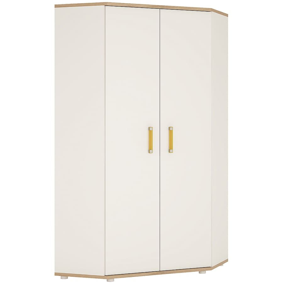 4052144P Wardrobes Furniture To Go - 4Kids - Corner Wardrobe