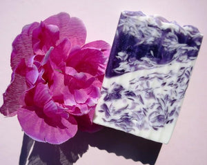 Lilac Blackberry Detergent Free Soap