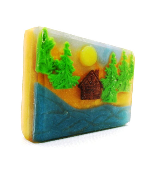 Into the Woods handmade soap