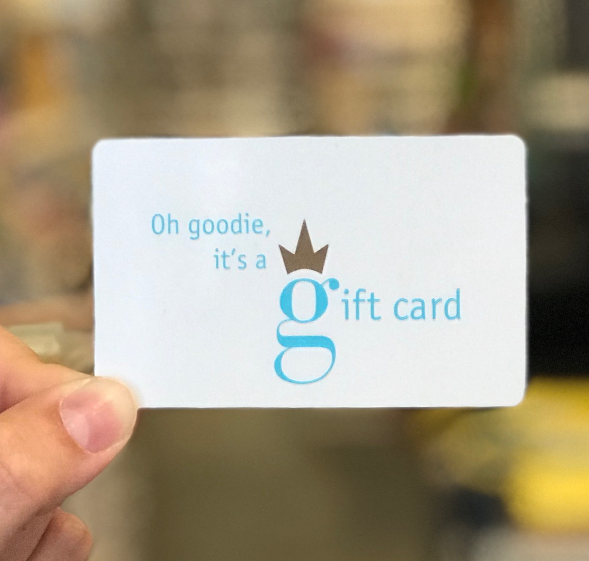 Lulu Burgess Gift Card