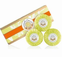 Fleur D' Osmanthus Box Soap 3 Bars