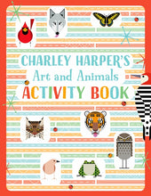 Load image into Gallery viewer, Charley Harper Activity Book