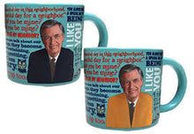 Load image into Gallery viewer, Mister Rogers Mug