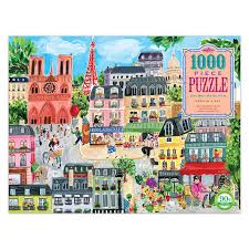 A Day in Paris Puzzle