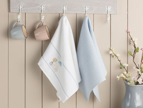 Everything You Need to Know About Fingertip Towels