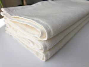 Deluxe Premium Quality Cotton Fingertip Towels, Beige Color