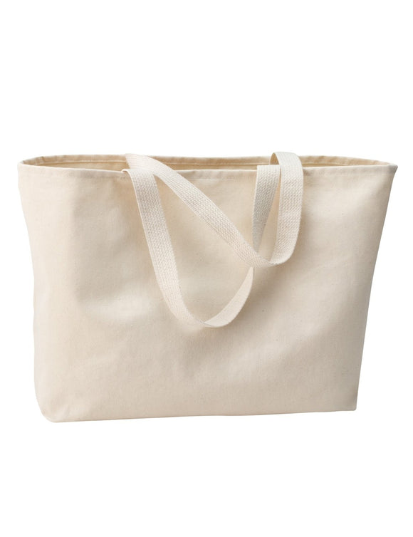 Large Size Canvas Tote Bags Wholesale