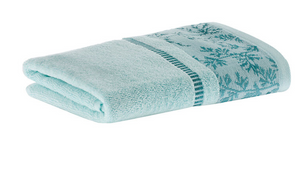 Mint Color Decorative Fingertip Towels
