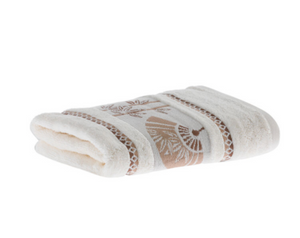 Beige Color Decorative Fingertip Towels