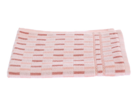 Pink Color Decorative Fingertip Towels in bulk