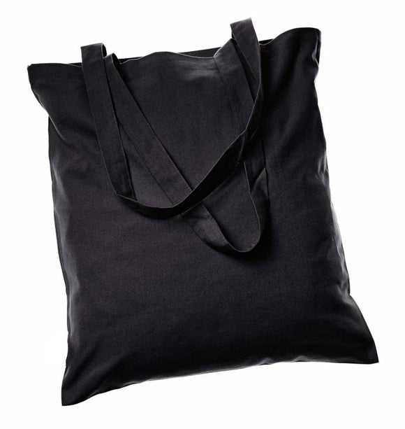 Everyday Basic Totes, Black Color Bags